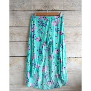 💟 5/$25 Justice Floral Skirt with Shorts